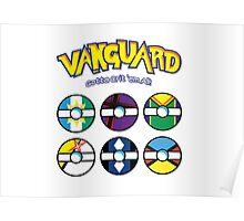 Cardfight Vanguard Balls Poster