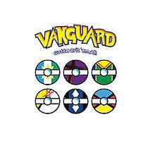 Cardfight Vanguard Balls Photographic Print