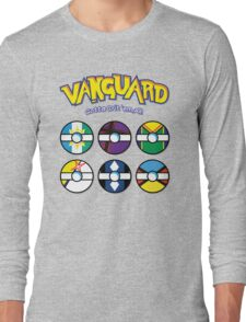 Cardfight Vanguard Balls Long Sleeve T-Shirt