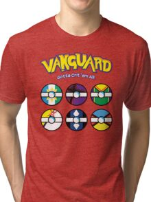 Cardfight Vanguard Balls Tri-blend T-Shirt