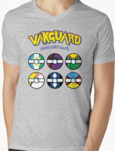 Cardfight Vanguard Balls Mens V-Neck T-Shirt