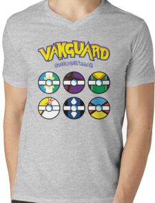 Cardfight Vanguard Balls Mens V-Neck T-Shirt