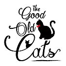 The Good Old Cats Brand Logotype by Silvia Neto