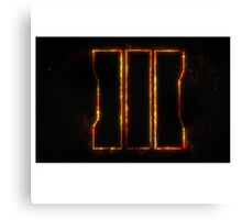 call of duty black ops 3 Canvas Print