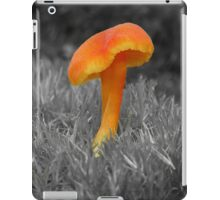 Vermillion Waxcap [SC] iPad Case/Skin