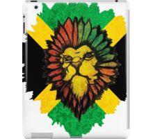 Lion - Jamaican iPad Case/Skin