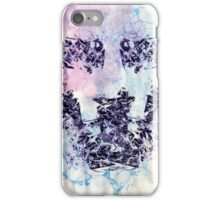 Textural Face iPhone Case/Skin