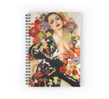 Eros Spiral Notebook