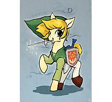 My Little Pony - Wind Waker Photographic Print