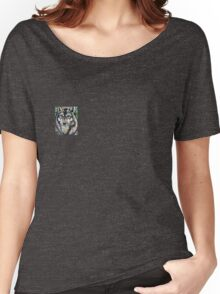 Silver Wolf  Women's Relaxed Fit T-Shirt