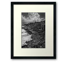 La Perla Framed Print