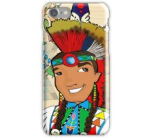 grass dancer ledgar art iPhone Case/Skin