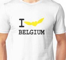 """I """"Snitch"""" Belgium Unisex T-Shirt"""