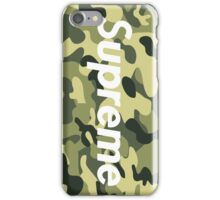 Supreme iPhone Case/Skin