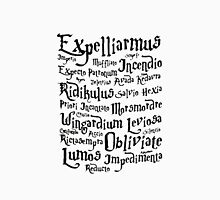 Harry Potter Magic Spells Unisex T-Shirt