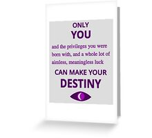 Only You? Greeting Card