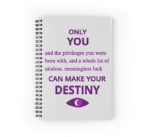 Only You? Spiral Notebook