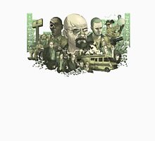 Breaking Bad all characters logo Unisex T-Shirt