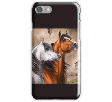 Arabians iPhone Case/Skin