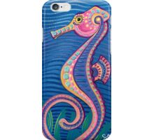 The Bottom of the Big Blue Sea Sea Sea iPhone Case/Skin