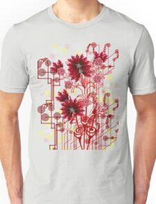 Red Ginger Design Unisex T-Shirt