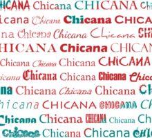 Lovin' a Chicana Sticker