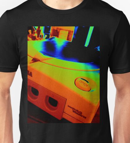 Dreamkast Unisex T-Shirt