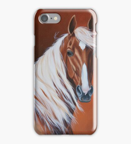 Mustang Beauty iPhone Case/Skin
