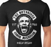 Conor Mcgregor (Printed On Front) Unisex T-Shirt