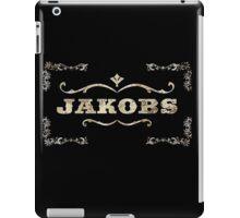 Borderlands Jakobs  iPad Case/Skin