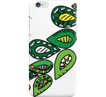 touch green iPhone Case/Skin