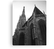Austria - Vienna Saint Stephens Cathedral  Canvas Print