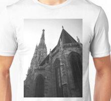 Austria - Vienna Saint Stephens Cathedral  Unisex T-Shirt