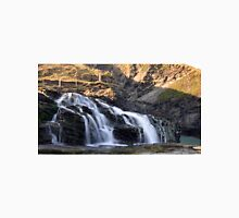 Cornwall: Waterfall at Jacket's Point Unisex T-Shirt