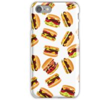Burgers! iPhone Case/Skin
