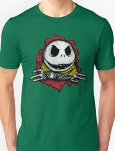 Sk8llington (collab with biticol) Unisex T-Shirt
