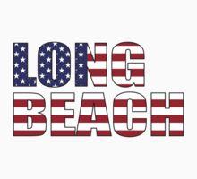 Long Beach. One Piece - Long Sleeve