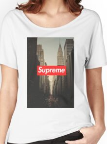 Supreme City Women's Relaxed Fit T-Shirt