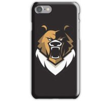 Very Angry Bear! iPhone Case/Skin