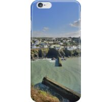 Cornwall: Port Isaac iPhone Case/Skin
