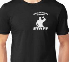 Ninja Training Academy - Staff Unisex T-Shirt