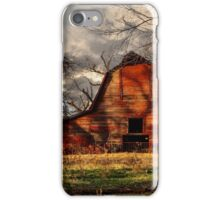Red Barn iPhone Case/Skin