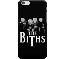 The Biths iPhone Case/Skin