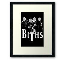 The Biths Framed Print