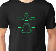 Finn the Human Pip-Boy Unisex T-Shirt