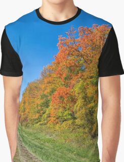 Fleeting Beauty Graphic T-Shirt
