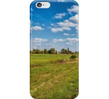 Minnesota Fields iPhone Case/Skin