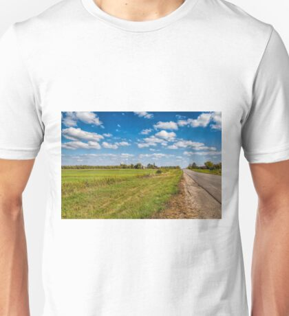 Minnesota Fields Unisex T-Shirt