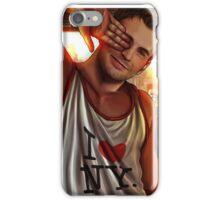 Good Morning America iPhone Case/Skin