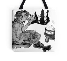 Backwoods Punk Tote Bag
